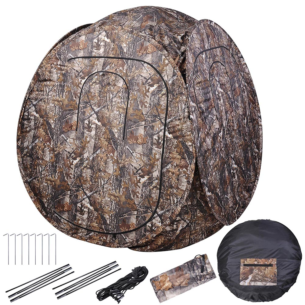 Outdoor Pop-up Hunting Blind Camouflage