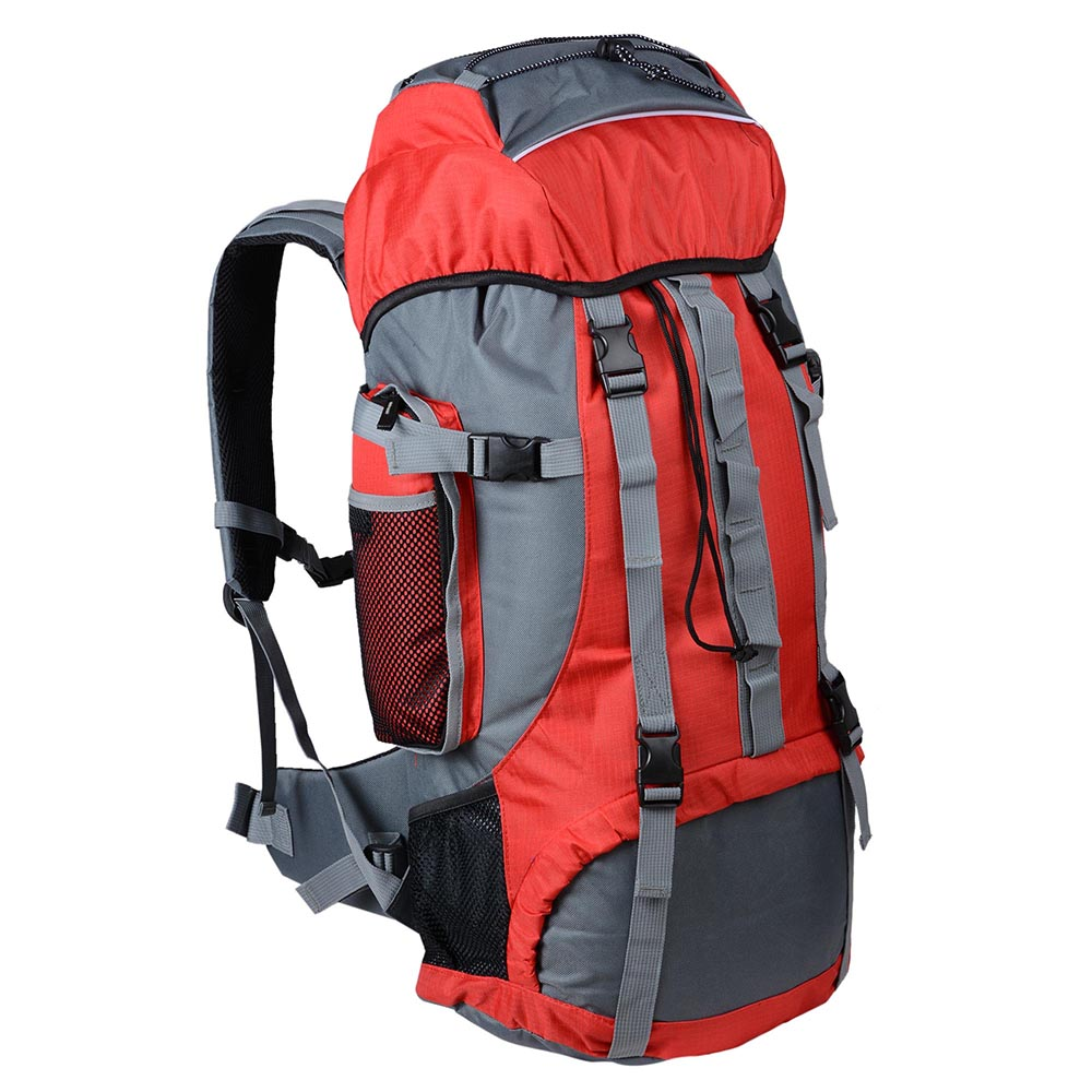 70L Large Outdoor Sport Backpack Climbing Hiking Bag