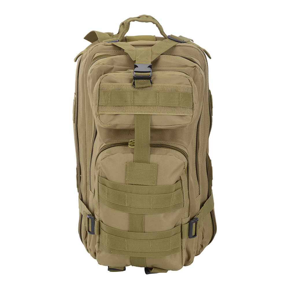 Waterproof 30L Hiking Backpack Bag Yellow