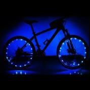 自行车车灯(风火轮)
