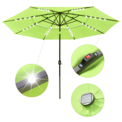 11ft LED三层伞