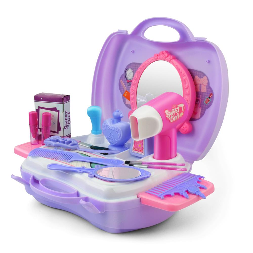 儿童早教益智玩具仿真化妆箱
