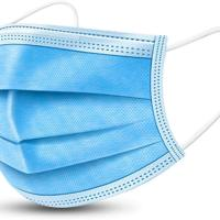 20 Pcs Disposable Filter Masks  Ply Earloop Breathability Comfort Beauty Medical Dust Masks in Stock (20 Pcs Masks(Blue))