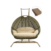 【LTL】Double seats swing chair