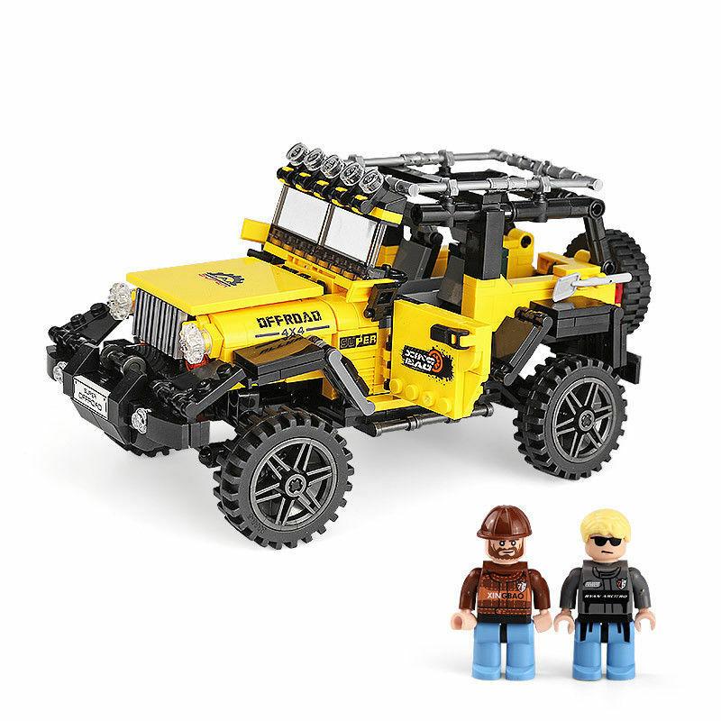 XINGBAO 03024 Jeep