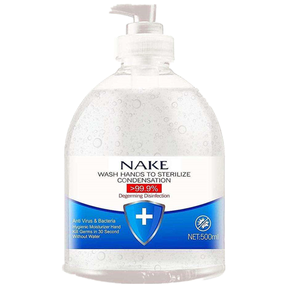 NAKE消毒洗手液500ML