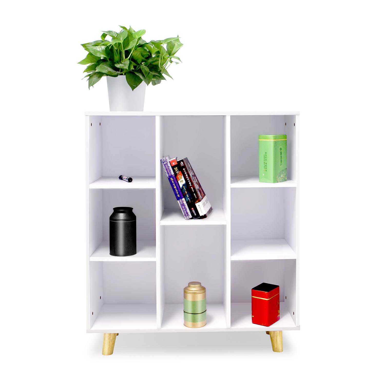 简约风格家用办公多格储物柜