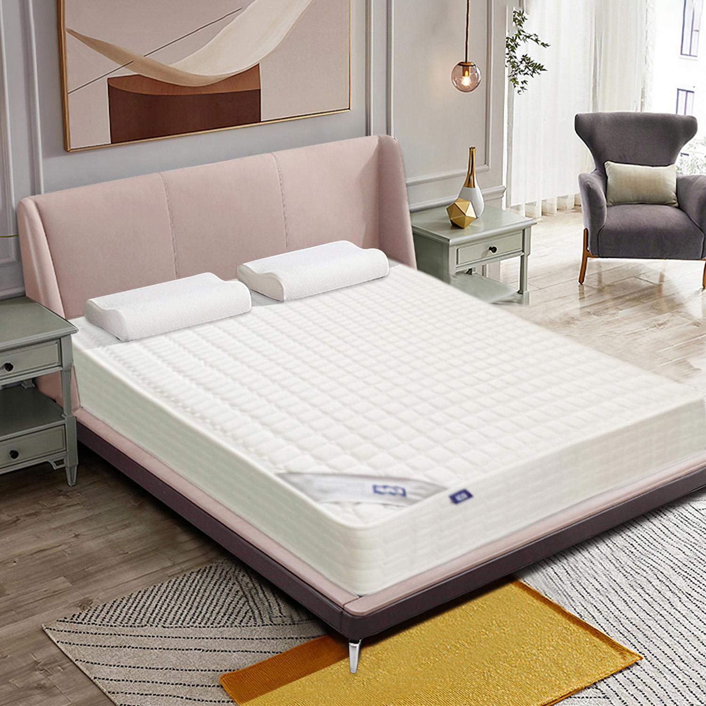 卧室简单时尚的家具床垫——full