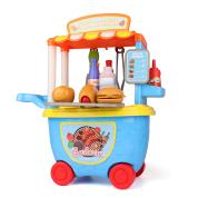 儿童烧烤车