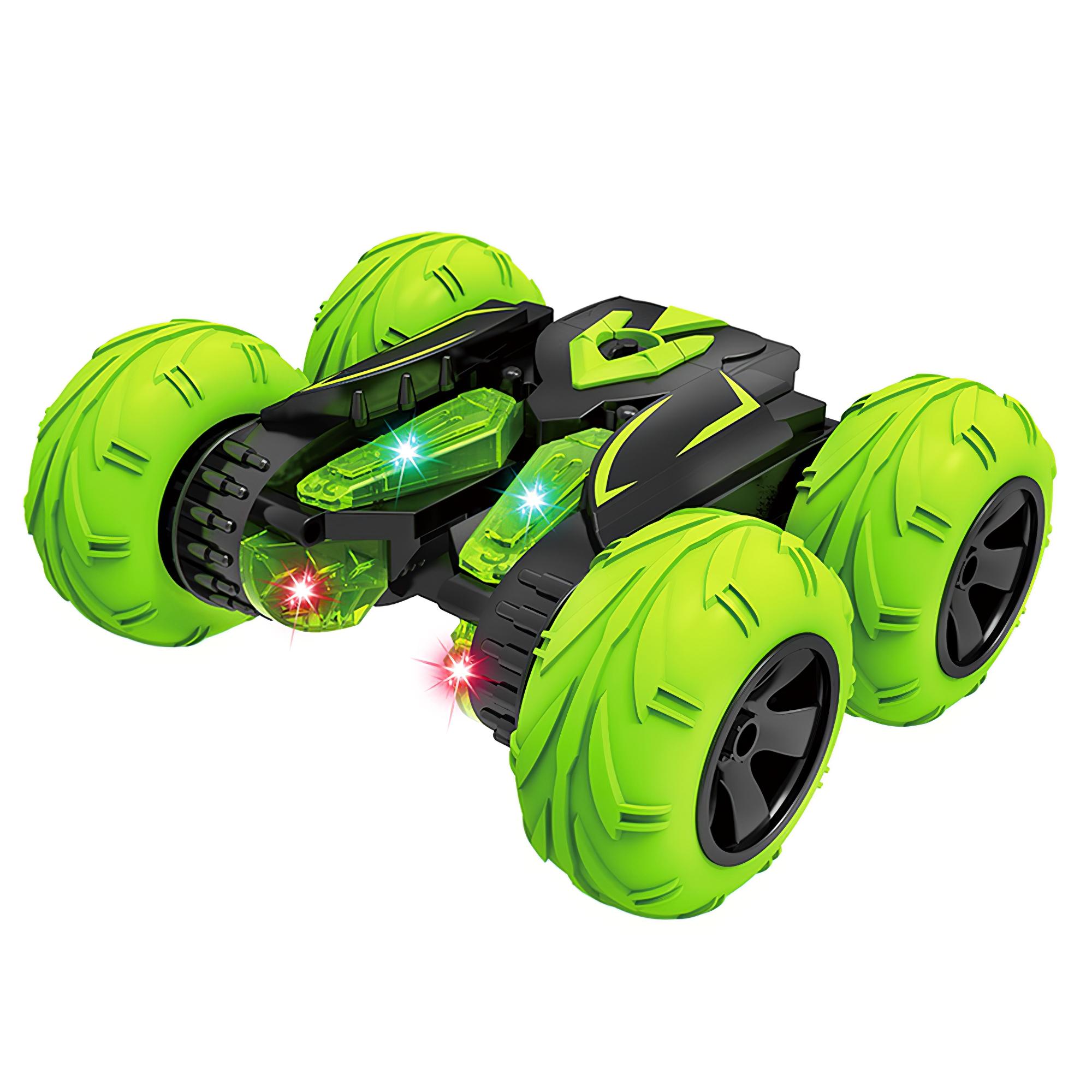 2.4G花式特技车玩具