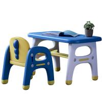 恐龙造型儿童桌椅套装