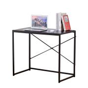 电脑桌写字电脑桌现代坚固的办公桌家庭办公书房书桌阅读桌节省空间办公桌