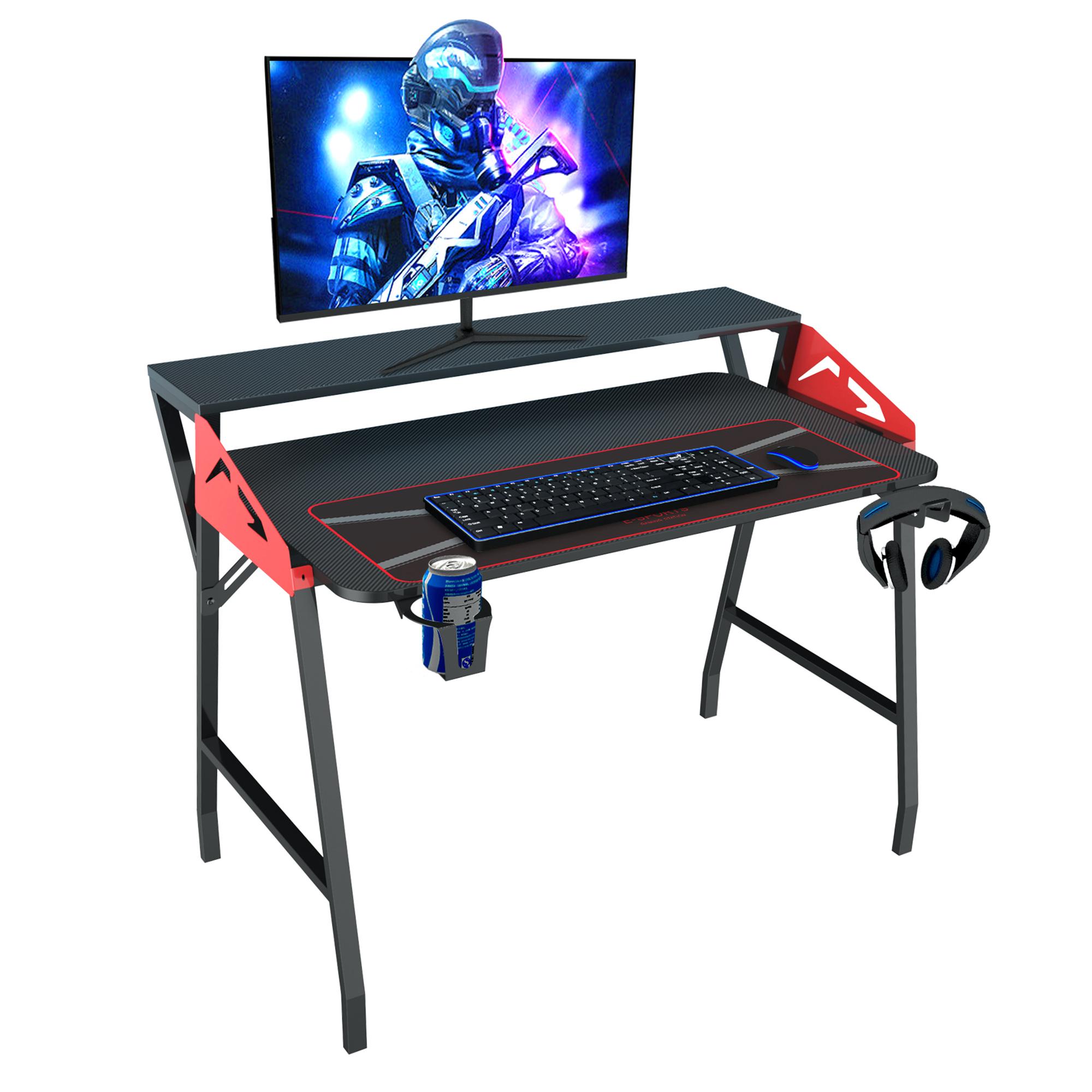 极简家用电竞桌,多功能,极易安装