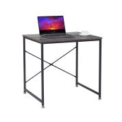 小型办公桌,笔记本电脑桌-复古纹理