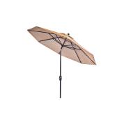 HNGYGO-JW00204801 Parasol not waterproof - grey