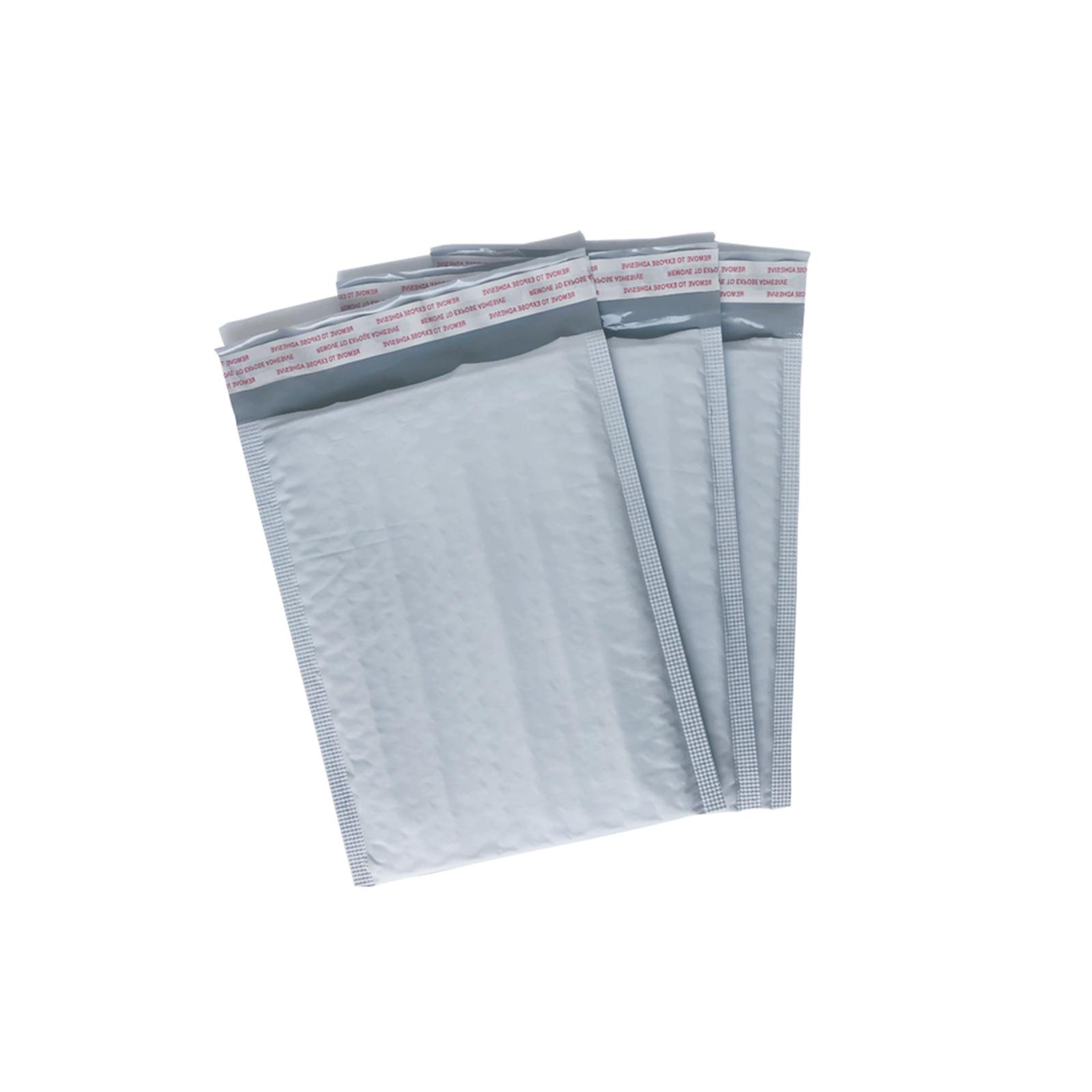 (500个装)共挤气泡信封袋,防震防摔加厚泡沫快递包装袋 7