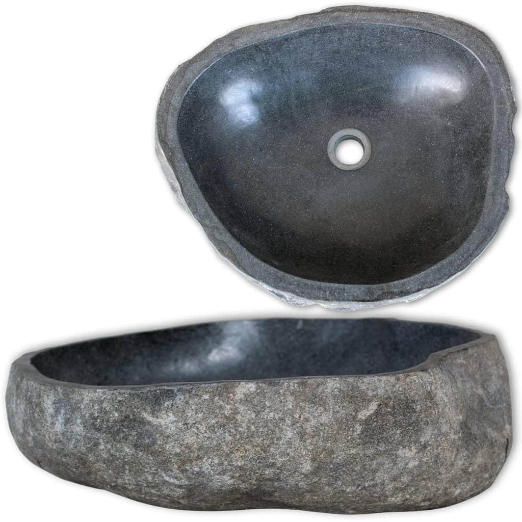 Basin River Stone Oval 15