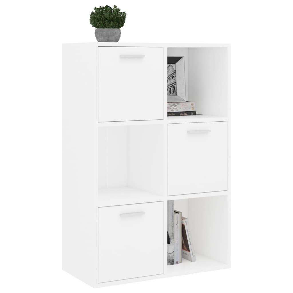 Storage Cabinet White 23.6