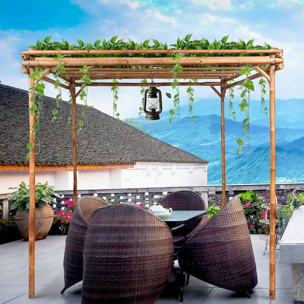 Pergola Bamboo 66.93