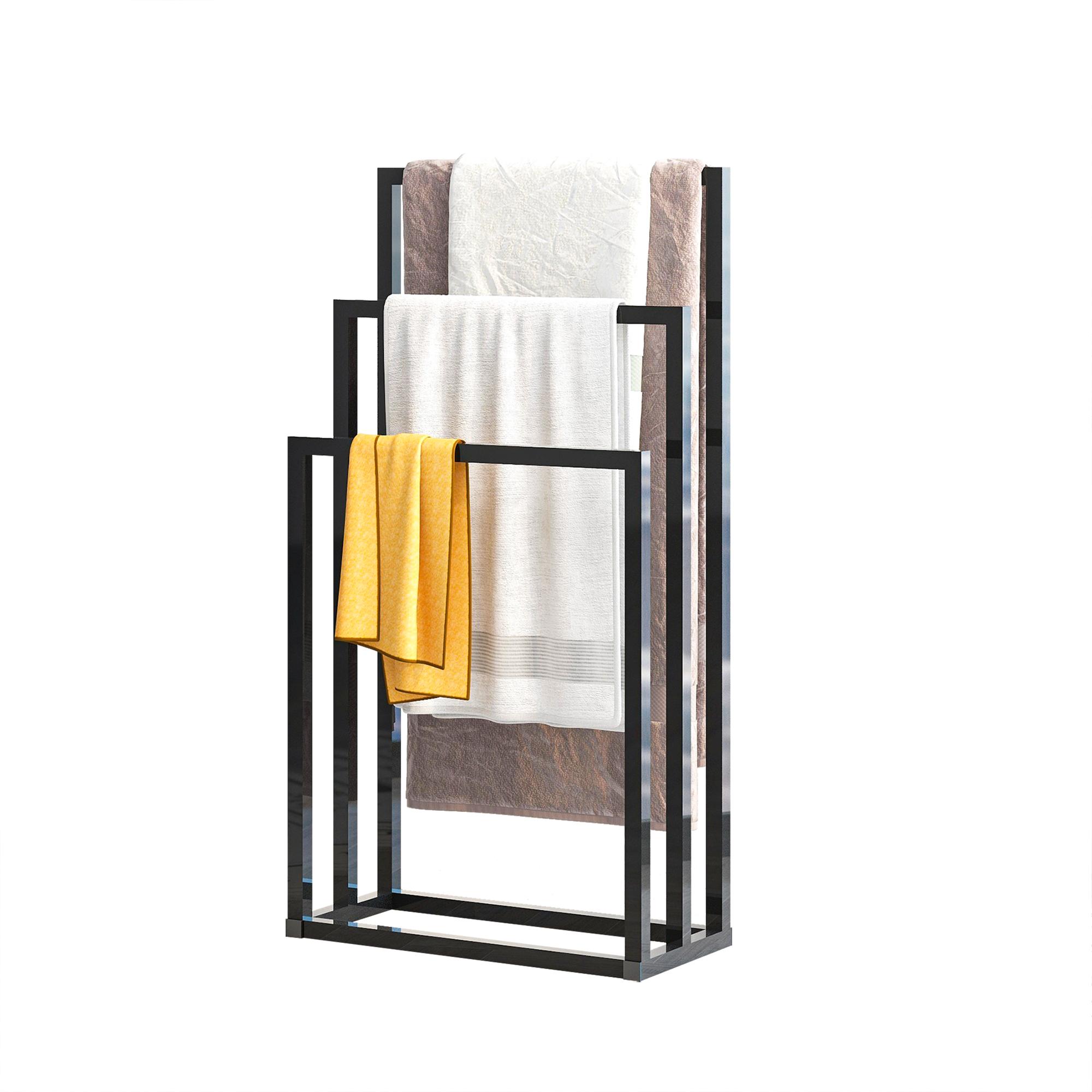 3层毛巾架