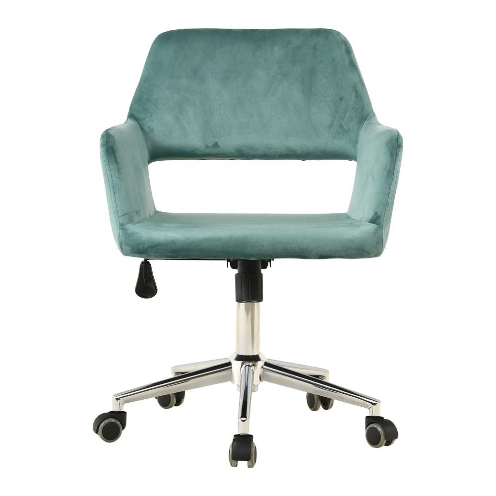 一把装家用镂空转椅